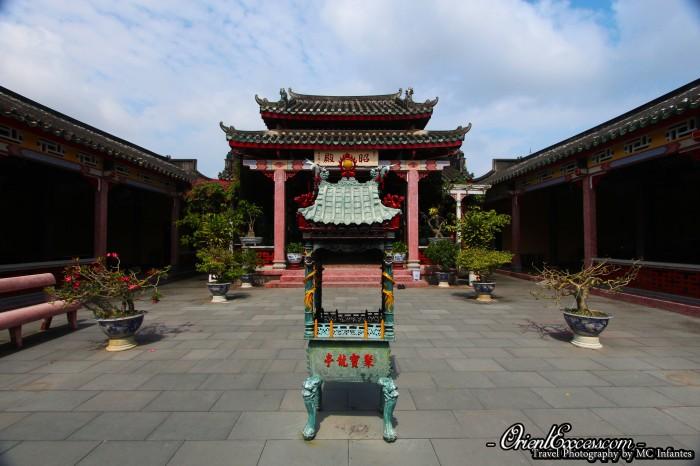 pagoda hoi an vietnam