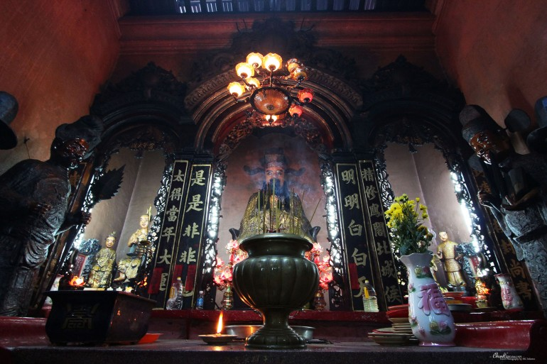 Jade emperor pagoda, hcmc, photos of vietnam