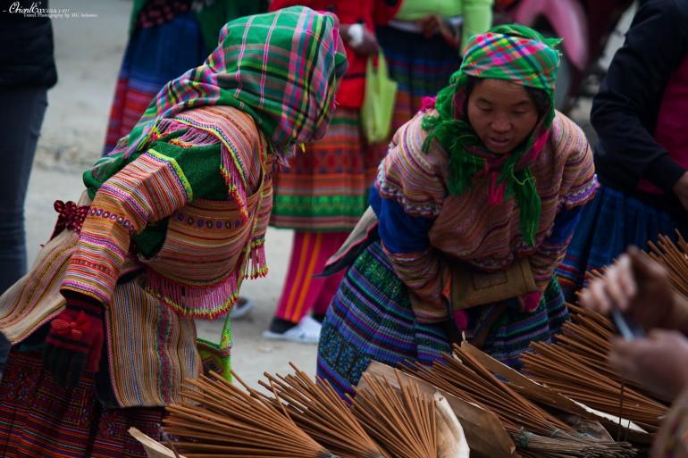 hmong market bac ha