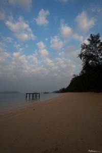 beach koh wai