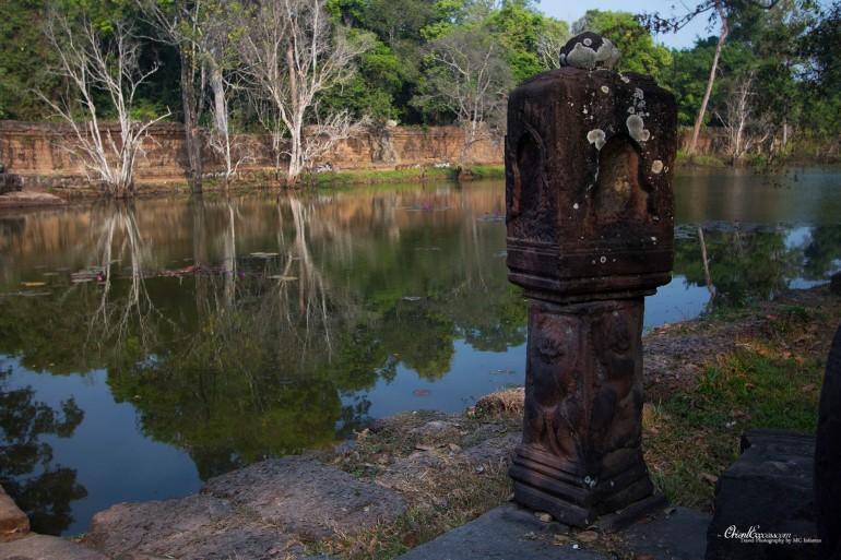 angkor lake cambodia