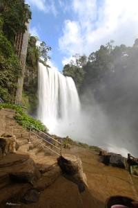 bao loc waterfall vietnam