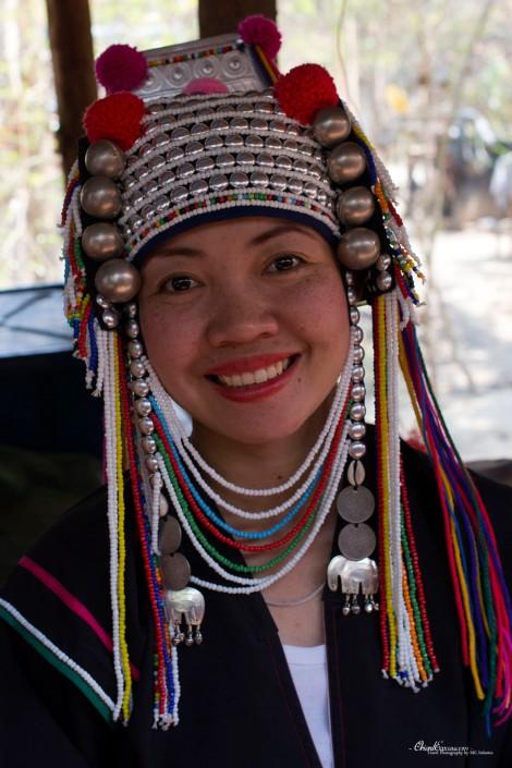 Akha smile thailand